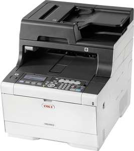 OKI MC563dn A4 Farblaser-Multifunktionsdrucker