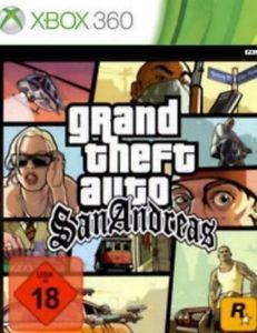 GTA SAN ANDREAS (XBOX ONE / 360) ab 07.06.18 via Backward Compatibility voll spielbar