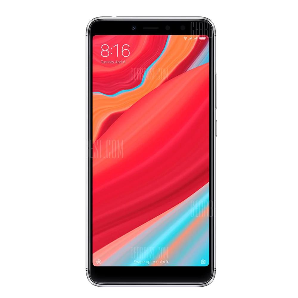"""Xiaomi Redmi S2 Global (6"""" HD, 4GB RAM, 64GB ROM, Snapdragon 625, B20) für 136,92€ [Gearbest]"""