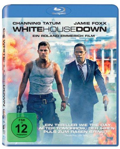 White House Down (Blu-ray) für 3,72€ & Das Bourne Ultimatum (Blu-ray) für 3,67€ (Dodax)