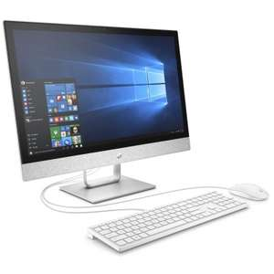 "[NBB heute ab 18.00 Uhr] HP Pavilion All-in-One PC 24-r055ng 60,5cm (23,8"") IPS-Display Intel® Core™ i5-7400T, 8GB RAM, 1TB HDD, 16GB Optane, Win10"