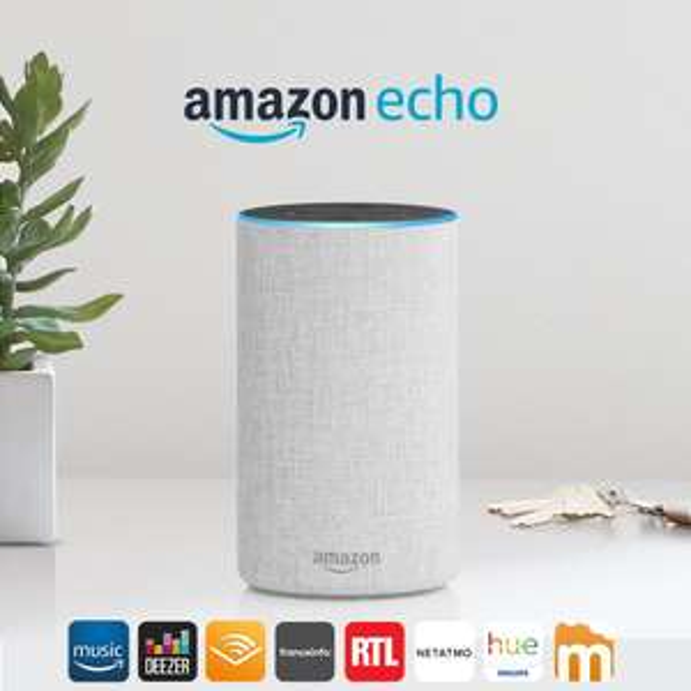 Versand nur nach Frankreich: Amazon Echo in Amazon.fr für nur 49.99