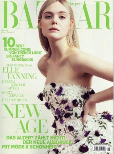 (Abo24) 1 Jahr Harpers Bazaar Print gratis und selbstkündigend