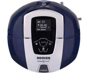 [ao@ebay] Hoover RBC030/1 Staubsauger-Roboter, glänzend blau