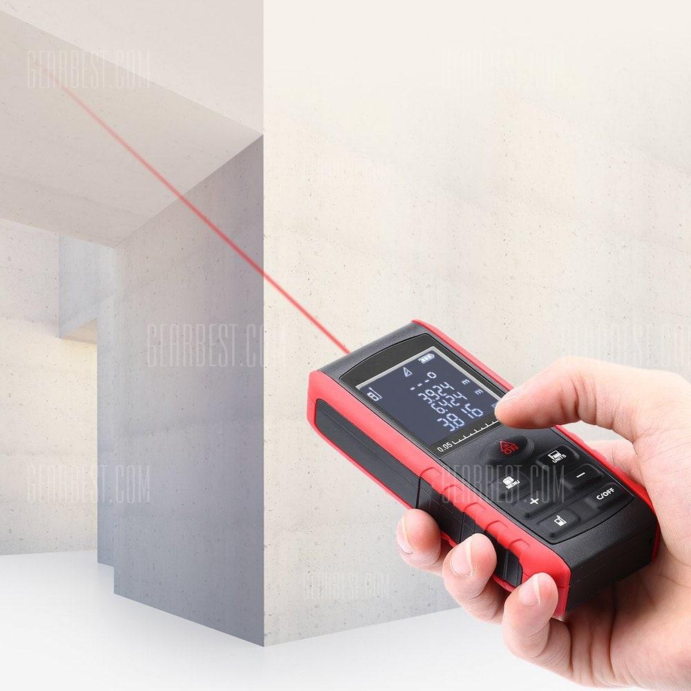 [Gearbest] Laser Entfernungsmesser KXL-D40 bis 40 Meter (+/- 2mm)