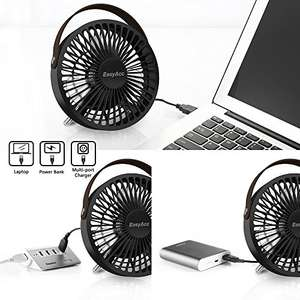 [Amazon Prime] Mini USB Ventilator