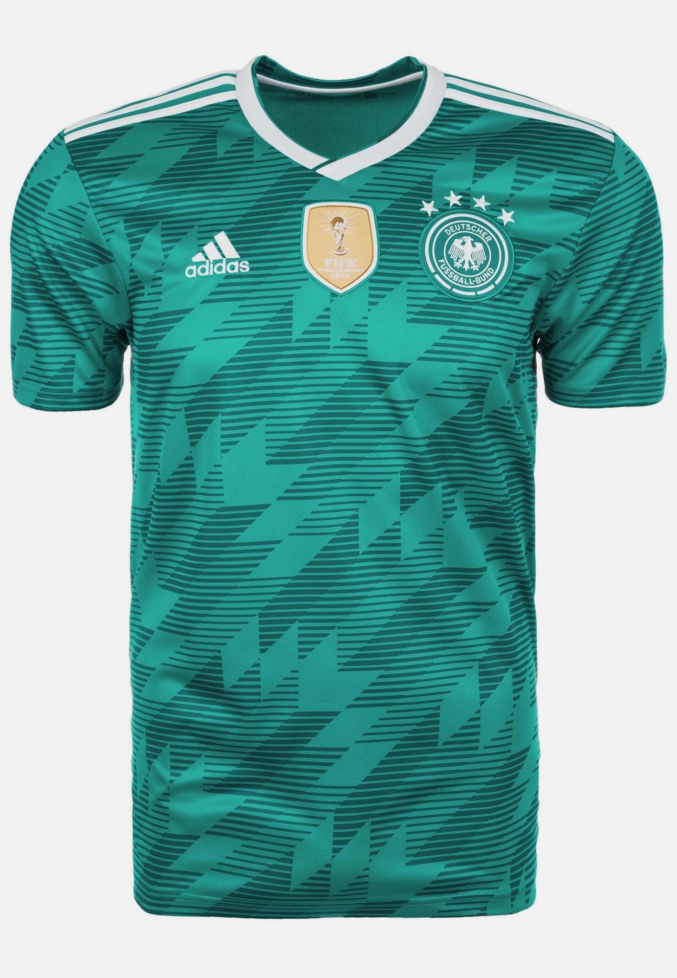 Trikot 'DFB Away WM 2018' für 59,95€ (ggf. abzüglich weiterer 13% bzw. 7% Cashback)