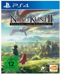 """Media Markt """"Days of Play"""" ab 20 Uhr: Ni No Kuni 2 für 29€, Final Fantasy XII für 10€, Final Fantasy XV Royal Edition für 19€, Witcher 3 GOTY für 19€, God of War für 44€"""