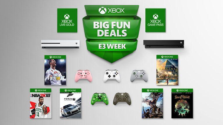 Größter Microsoft Xbox Sale des Jahres auf Games, Addons, Live Gold, Game Pass und Hardware