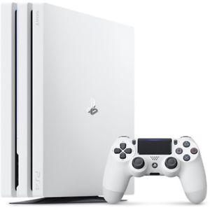PlayStation 4 Pro weiß ab 16 Uhr für 293,90€ oder PlayStation 4 Pro + Call of Duty: WWII für 311,20€ (eBay)