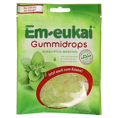 Preisfehler - 10x Em-eukal Gummidrops Eukalyptus Menthol 90g bei Amazon