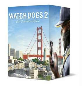 Watch_Dogs 2 San Francisco Edition (PS4 & Xbox One) Versandkostenfrei