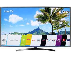 LG 75 UJ675V 75 Zoll 4K/UHD TV