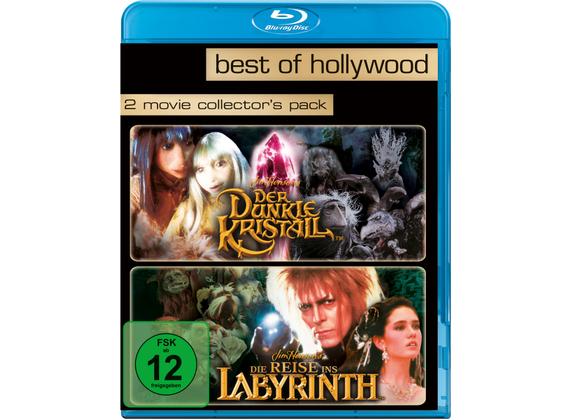 Der dunkle Kristall + Die Reise ins Labyrinth (2x Blu-ray) für 7,96€ (Dodax & Amazon)