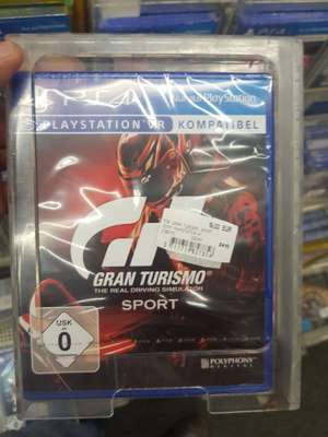 Gran Turismo Sport PS4 lokal Hannover MM Vahrenwald