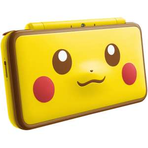 Nintendo New 2DS XL Pikachu Edition für 97,60€