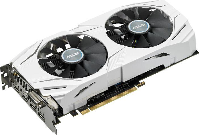 ASUS Dual GeForce GTX 1060 OC (6GB) Grafikkarte für 265,60€ [eBay]