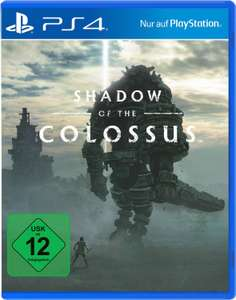 Shadow of the Colossus (PS4) für 19€ versandkostenfrei (Media Markt & Saturn & Amazon Prime)