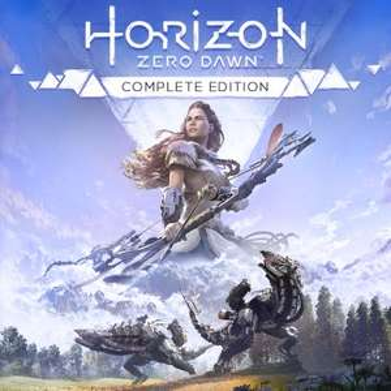 PSN DE Angebote ab dem 08.06 - Horizon Zero Dawn Complete Edition für 26,92€