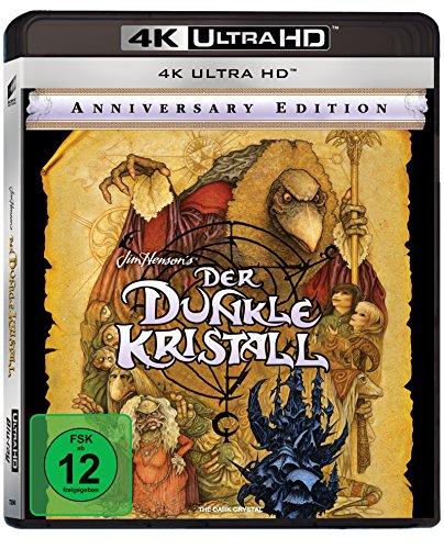 Der dunkle Kristall - 4K Ultra HD Blu-ray (Anniversary Edition, deutsch)