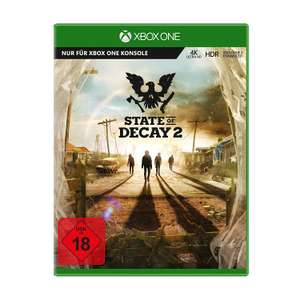 State of Decay 2 (Xbox One) für 17,99€ (Saturn)