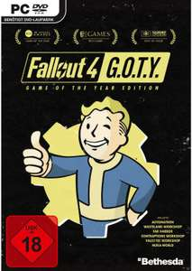 Fallout 4: Game of the Year Edition (PC) für 14,99€ (Saturn)