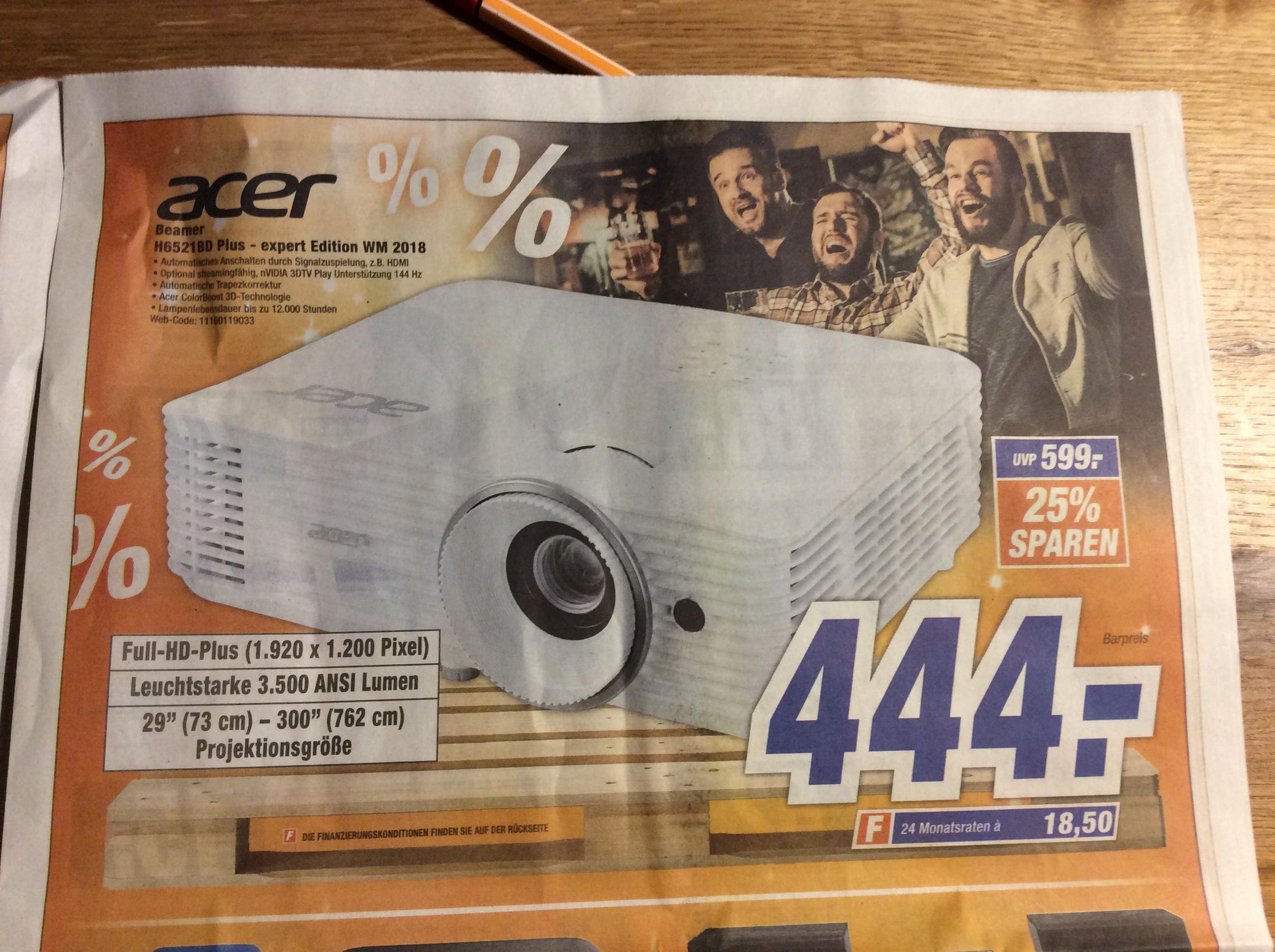 Acer H6521BD Plus