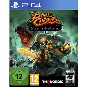 Battle Chasers: Nightwar (PS4) für 10€ (Media Markt & Saturn & GameStop)