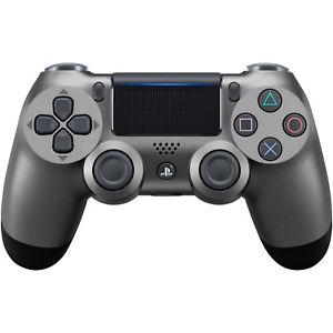 SONY PS4 Wireless Dualshock 4 exklusiv Controller, Steel Black oder God of War - Limited Edition mit Ebay Gutschein für 31,20€(Es müssen 2 bestellt werden)