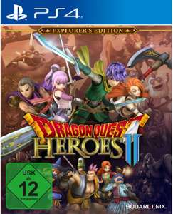 Dragon Quest Heroes II Explorer's Edition (PS4) für 10€ versandkostenfrei (Saturn & Amazon Prime)