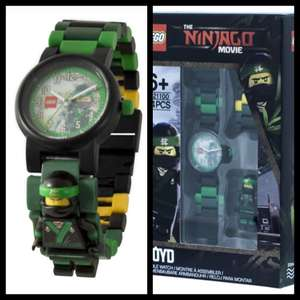 LEGO Ninjago Movie Armbanduhr Lloyd