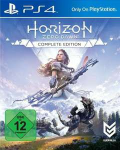 Horizon Zero Dawn Complete Edition (PS4) für 25.38€ (Amazon.fr)