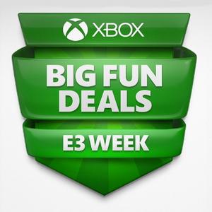 Xbox One Angebote vom E3 Sale - z.B. Battlefield 1 Revolution für 15€, The Witcher 3: GOTY für 20€, Titanfall™ 2: Ultimate Edition für 6€, Grand Theft Auto V für 23,10 €