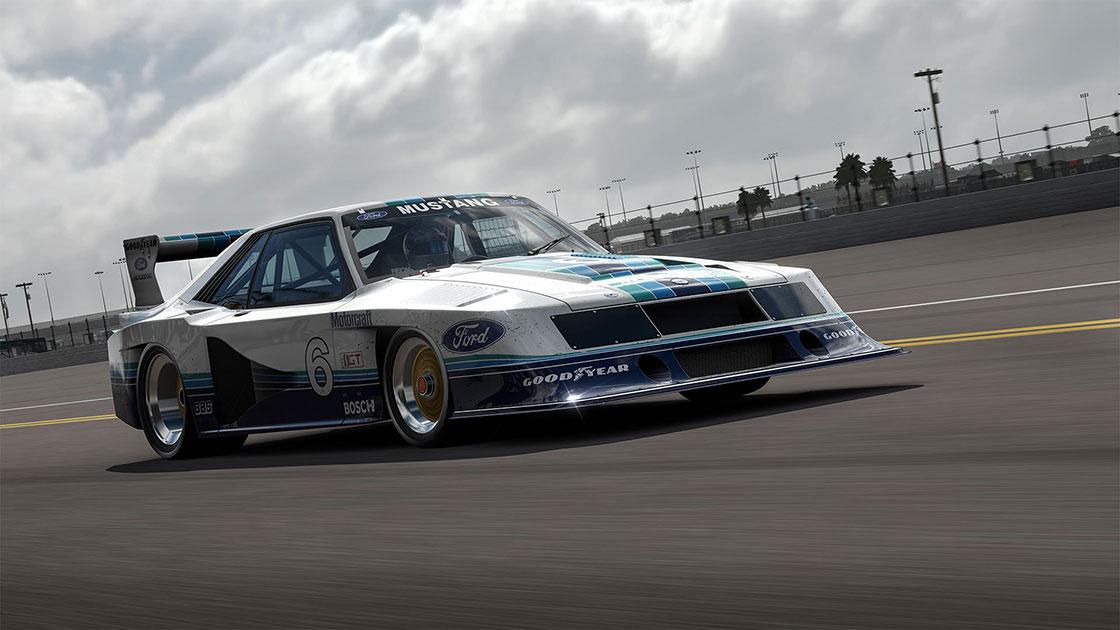 Kostenloser Wagen: 1982 Ford #6 Zakspeed Roush Mustang IMSA GT in Forza Motorsport 7 (PC/Xbox One)