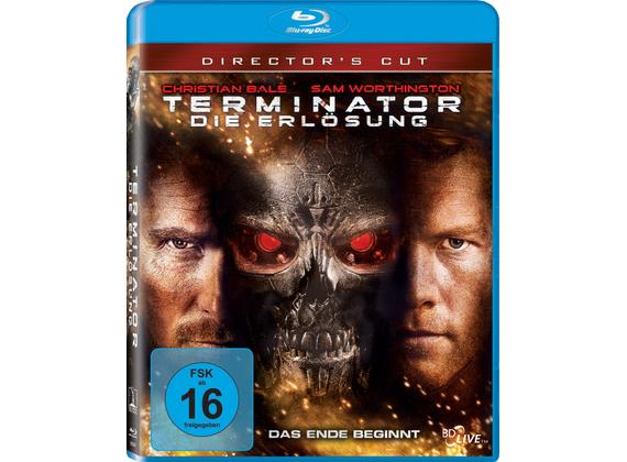 Terminator - Die Erlösung (Director's Cut - Blu-ray) für 3,67€ & Paul - Ein Alien auf der Flucht (Blu-ray) für 3,67€ & Lucy (Blu-ray) für 3,87€ (Dodax)