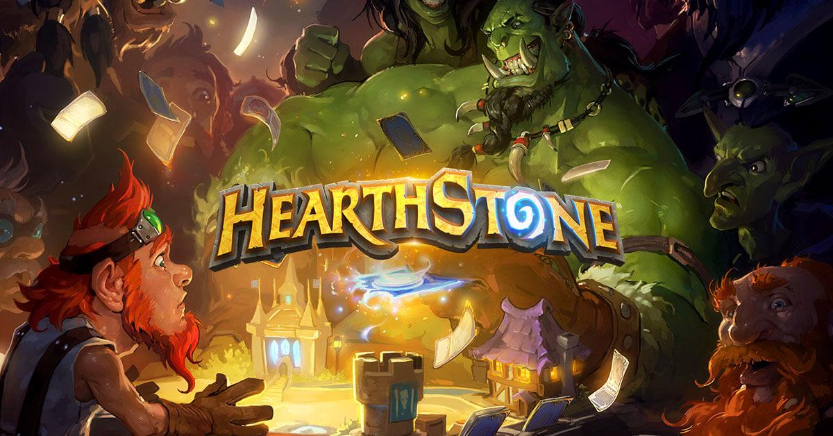 Kostenloses Hexenwald Pack fürs Wählen eurer Favoriten für die Global Games bei [Hearthstone]