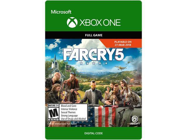 Far Cry 5 (Xbox One) für 18,68€ & Far Cry 5 Gold Edition für 24,92€ (Xbox Store AR VPN Xbox Live Gold)