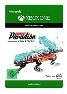 Burnout Paradise Remastered (Xbox One) für 12,88€ & Battlefield 1 Revolution (Xbox One) für 7,84€ & Grand Theft Auto V für 10,90€ (Xbox Store AR VPN)
