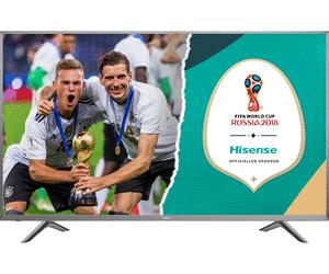 Hisense H65NEC5655 165 cm (65 Zoll) Fernseher (Ultra HD, HDR, Triple Tuner, Smart TV)