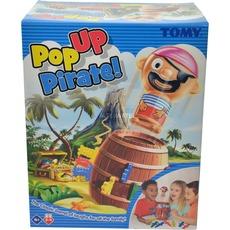 (alternate.de) TOMY Pop Up Pirate, Geschicklichkeitsspiel/Trinkspiel