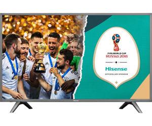 Hisense H55NEC5605 55''-UHD-TV mit HDR + 40€-Ebay-Gutschein für 449,10€ [Ebay]