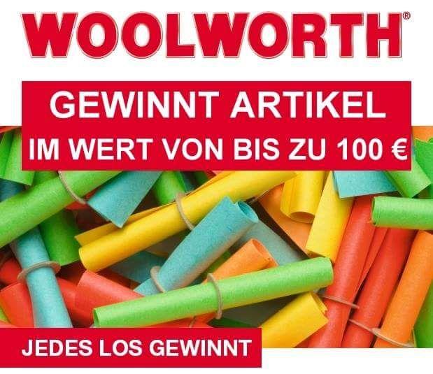 [Lokal Castrop-Rauxel] Neueröffnung der Woolworth mit Gewinnspiel und 10% auf alles!