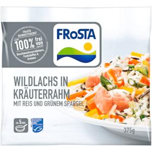 3 Frosta Sorten für 1,99€ (Wildlachs,Geschnetzeltes, Paprika) [REWE]