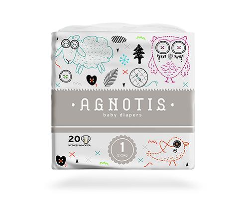 Agnotis Testpackung kostenlos (+Porto)