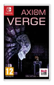 Axiom Verge (Switch) für 20,3´6€ (Amazon UK)