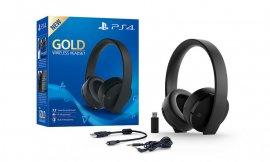 Sony PlayStation Gold Wireless Headset für 64,98€ (Expert)