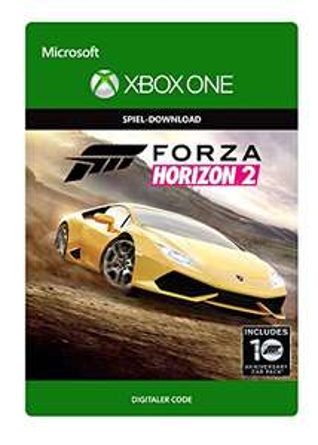 Forza Horizon 2 Standard 10th Anniversary Edition (Xbox One) für 4,39€ (Xbox Store US)