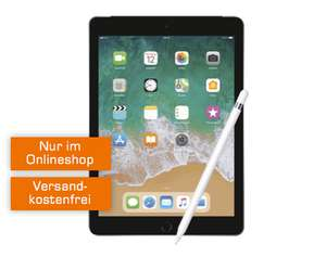 iPad 2018 32 GB Wifi + 4G + Apple Pencil für 79€ im Mobilcom Debitel Vodafone Datentarif mit 5 GB LTE