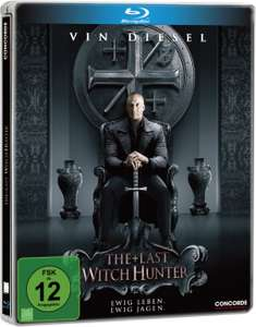 The Last Witch Hunter - (Blu-ray Steelbook) für 4,49€ (Dodax)