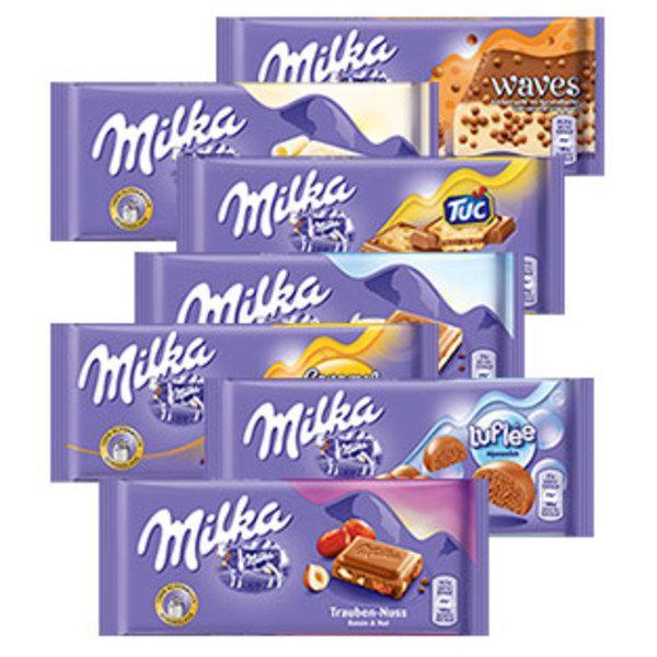 Gratis Milka Schokolade [Angebot + Reebate Cashback] bei Netto Markendiscount